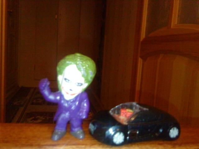 Joker-6 и автозажигалка