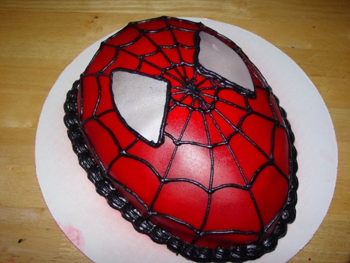 Торт для мальчики своими руками
