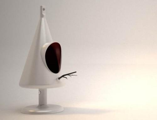 От дизайнера Луиса Порема (Luis Porem), из керамики