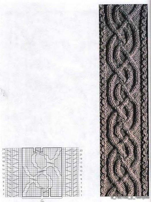 Gallery.ru / Фото #7 - Аранское вязание - irisha1605k