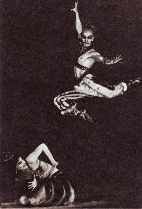 Половецкие девушки князь игорь