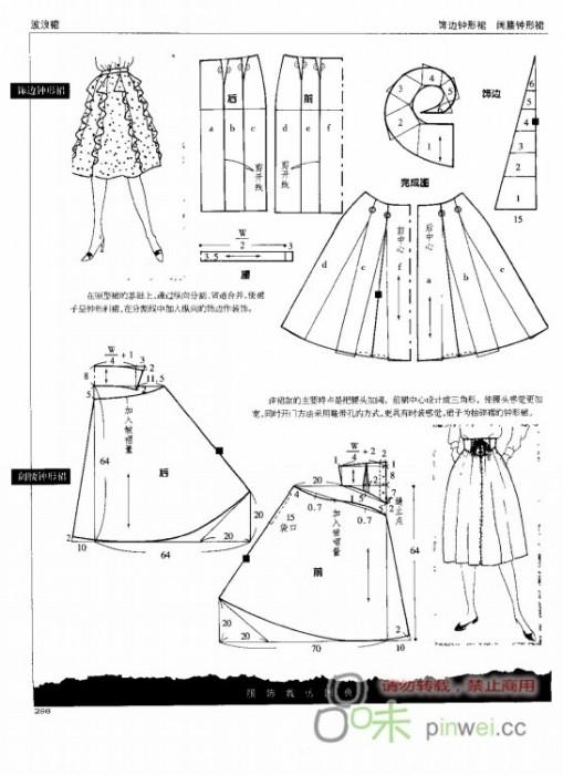 Конструирование юбки книга