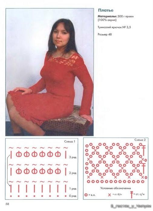 Категория записи:Свободные темы.  Теги. тунисское вязание. вязание. узоры. уроки.