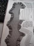 Описание: Жилет из салфетки крючком. схемы вязания шарфов крючком Автор: Римма.