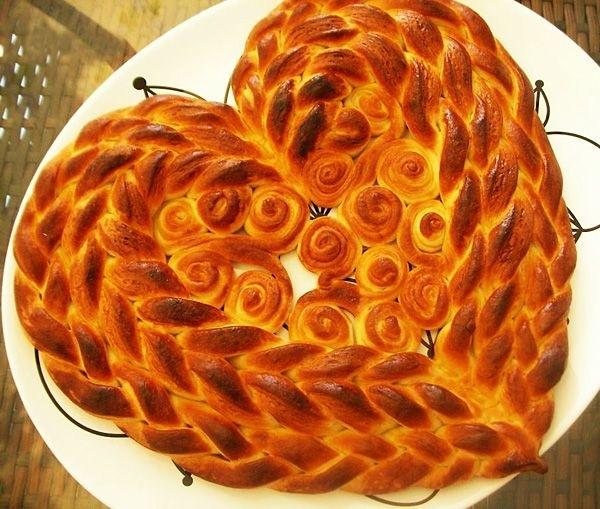 Как сделать красивый пирог из дрожжевого теста фото 577