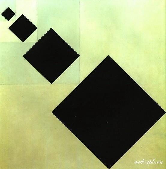 минимализм в живописи: