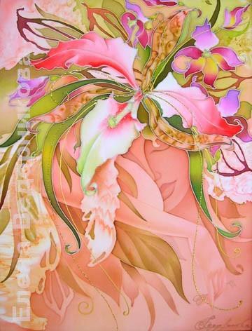 ...Государственного Университета в г. Ижевске, по специализации-художественный текстиль: роспись в технике батик.