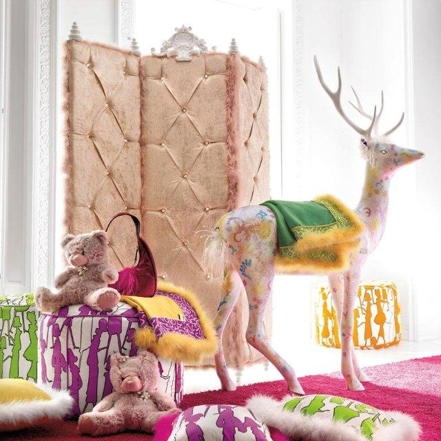 Шикарная комната для девочки.