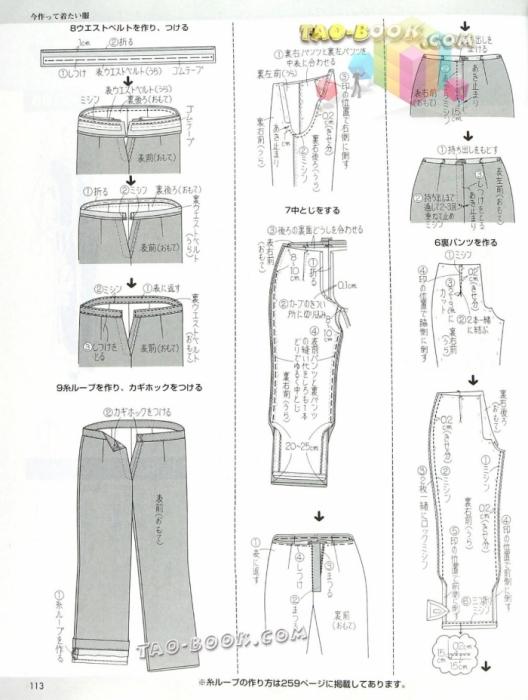 开心果喜欢的裁剪书 - qyp.688 - 邱艳萍手工博客