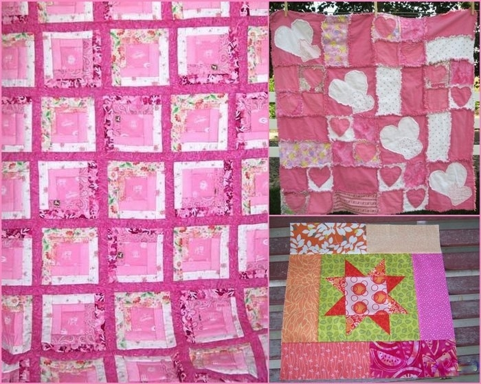 baby quilt dimensions