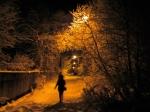 Ночь, улица, фонарь ...