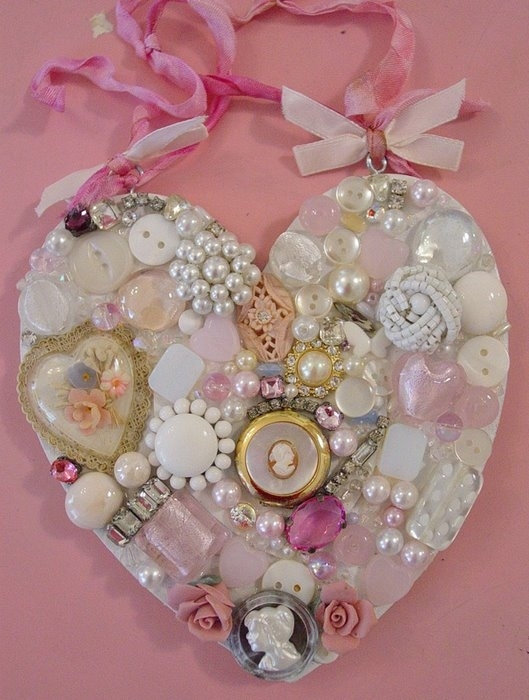 Jewelled Heart 2940119_3370509250_f3bf349f05_o