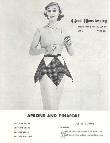 【引用】围裙的魅力、拼接的围裙 - 枫林傲然 -