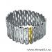 мужские браслеты Бисмарк - золотые серёжки с полудрагоценными камнями.
