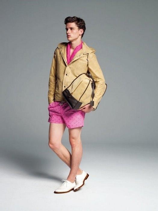и стиль.  Модные мужские сумки 2011Мода