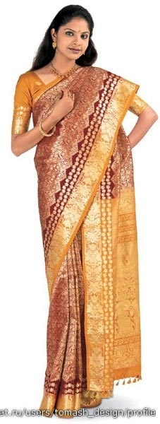 Индийские национальны костюмы