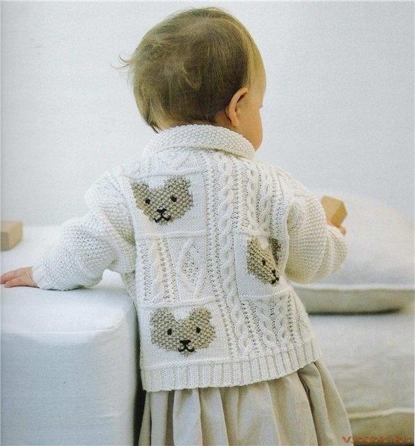 Liveinternet вязание малышам 40