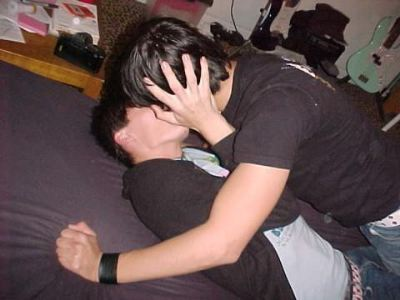 Друг эмо бисексуал