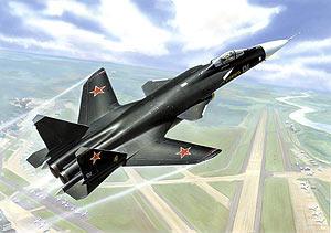 Звезда Сб.модель 7215П Самолет Су-47 Беркут 480р
