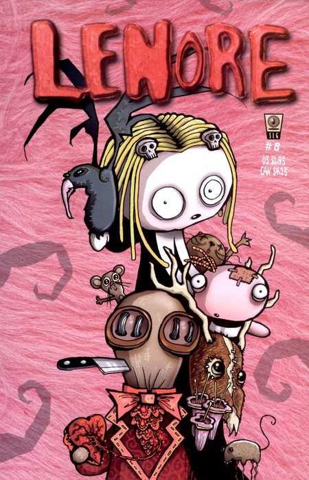 Lenore - The Cute Little Dead Gi - Flash Мульты Онлайн ...