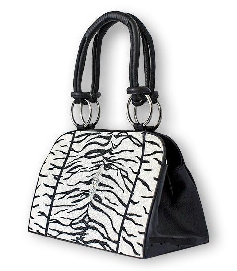 Женская сумка из кожи ската Quarro 15775, модель: BT-015.