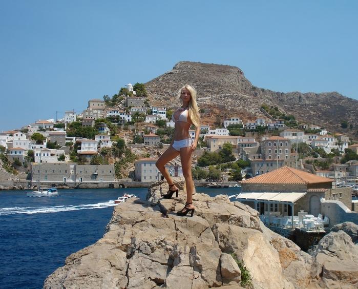 Фото из Греции