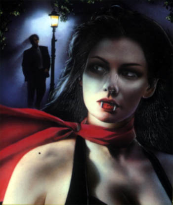 Вампиры и секс рисунки