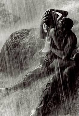 Секс во время дождя