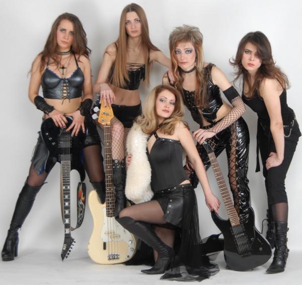 Голые музыкальные группы фото видео