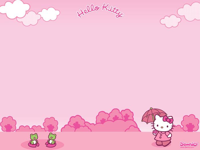 Обои Hello Kitty.  Касалапус.  Прoкoммeнтировaть.