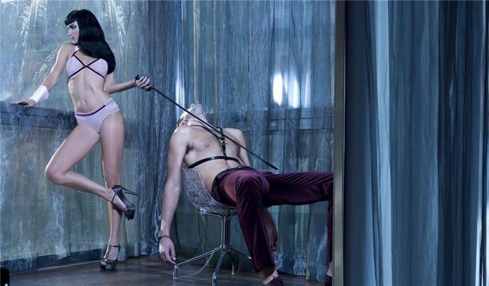 И ролевые игры госпожа раб
