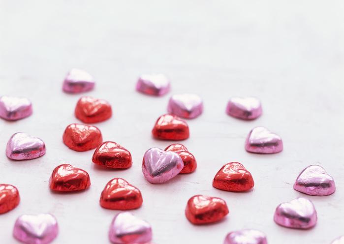 нет, анимация конфеты сыпятся клееного