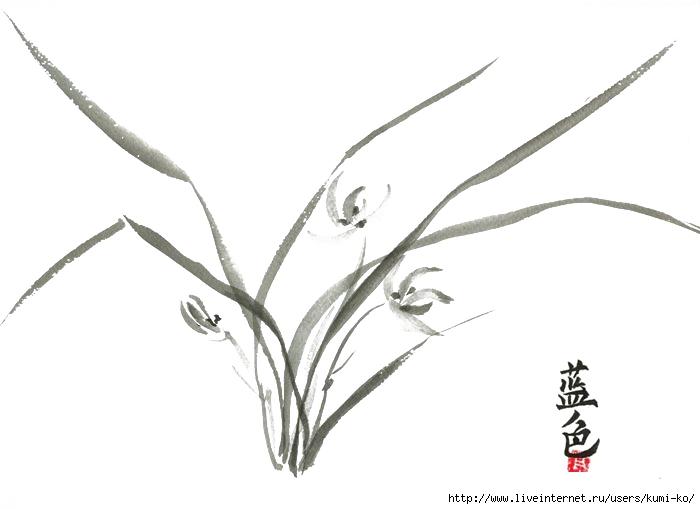 японская графика в картинках.