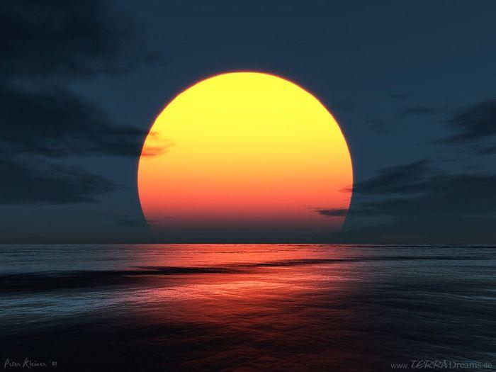природа картинки море