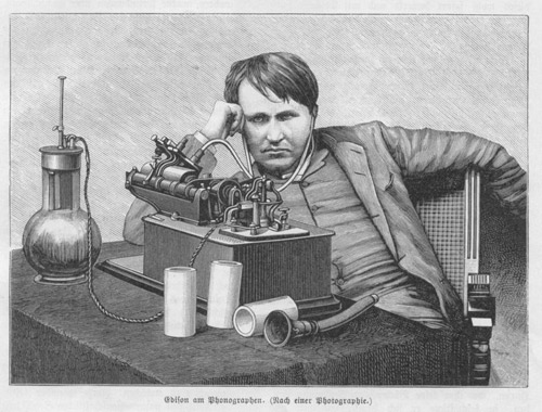a description of the origination of phonograph and how it changed everything Antique radio and phonograph repair professional service for museums, collectors and you.