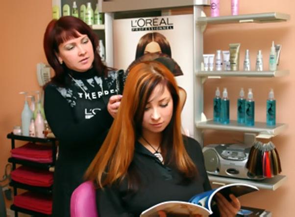 Наращивание волос в Ленинском районе