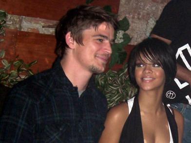 | Noticias - hola.com |Rihanna Josh Hartnett