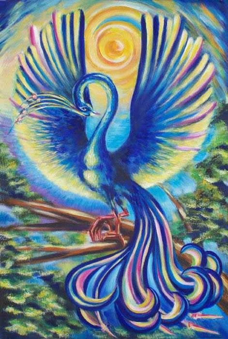Картинки птицы счастья сказочные, картинки аву