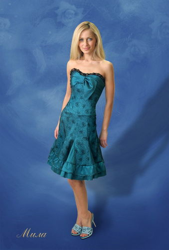 Нарядные платья - Вечерние платья (красивые платья).  Единая.