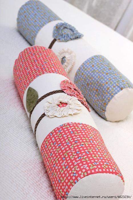 Как шить подушки. Шитьё для начинающих 34