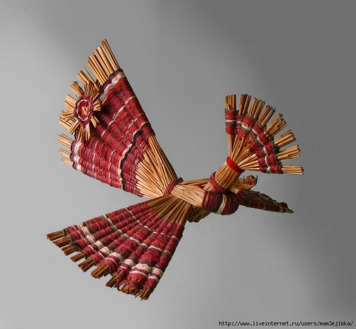 Подвесная игрушка птицы