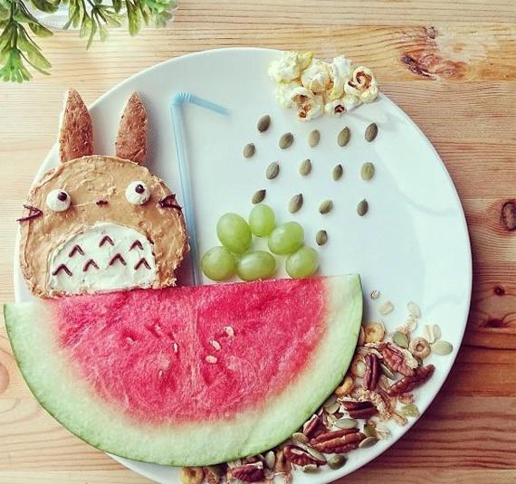 Картинки, прикольные картинки пищи