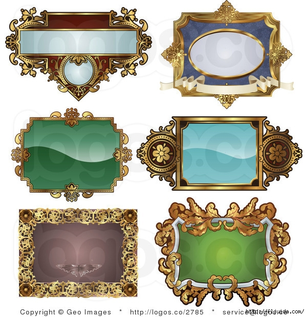 royalty-free-collage-of-antique-ornate-frame-designs-logo-by-geo-images-2785 (600x620, 282Kb)