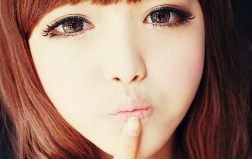 Видео с фотосессии красивой китайской модели