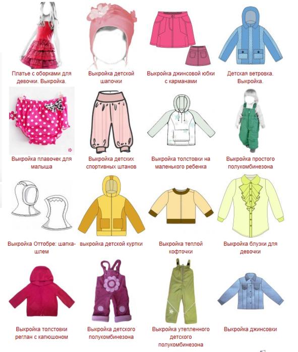 Готовые выкройки детской одежды от шкатулки сериал маргоша все актеры
