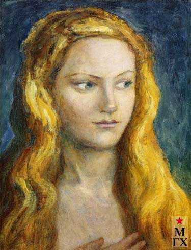Девушка с золотыми волосами (375x489, 45Kb)