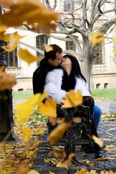 более, картинки осенний поцелуй после жаркого вас