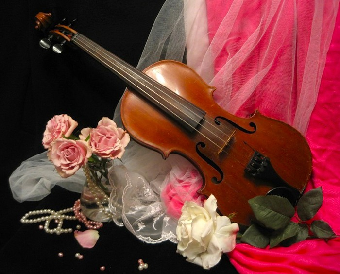 нем картинки с добрым утром со скрипкой проста