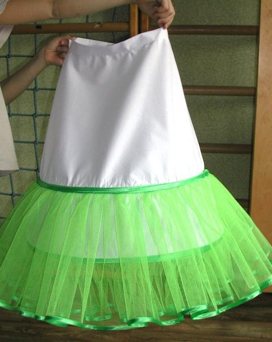 Пышные бальные юбки