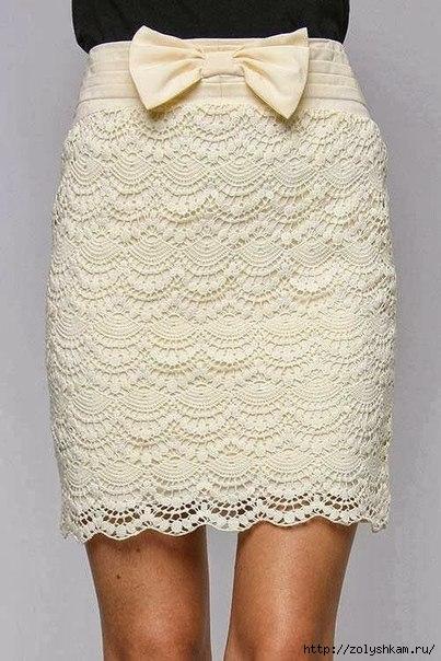 f4c3d9572f7 схема вязания юбки крючком - Самое интересное в блогах